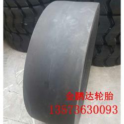 供应13/80-20 胶轮压路机轮胎 光面 C-1  耐磨加厚图片