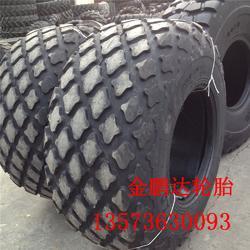 供应震动压路机轮胎23.1-26 菠萝块花纹C-7图片