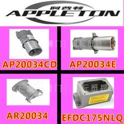 供应进口阿普顿APPLETON AEE56防爆插头FD-2L美国原装假一赔十图片