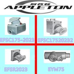 供应EFDC275NLQ美国原厂阿普顿APPLETON防爆插头EFDCB175U2插座图片