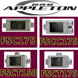 美国阿普顿APPLETON进口零件配件FSC-1-75L防爆电器GRJC75图片