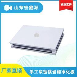 徐州净化板生产厂家-山东宏鑫源-岩棉净化板生产厂家图片