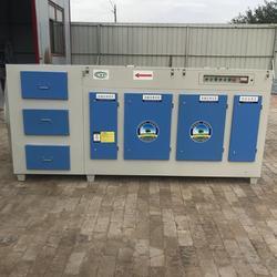 VOC有机废气处理设备 活性炭光氧一体机图片