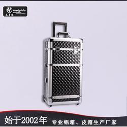 美易達美容美發拉桿箱大容量商務旅行箱多功能拉桿化妝箱圖片