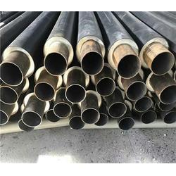 大口径钢套钢蒸汽保温钢管制造图片