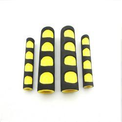 厂家定做各种海绵手柄套  橡塑把套 NBR指纹手把套图片
