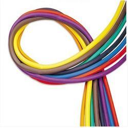 专业定制彩色发泡管 高弹性NBR发泡管 衣架发泡管图片