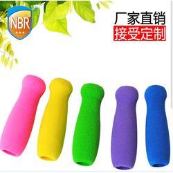 优质NBR海绵手柄套 橡塑发泡管运动器材手把套管 泡棉手柄图片