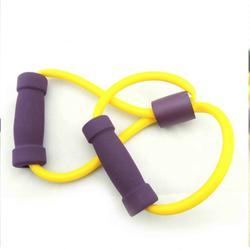 爆款手臂拉力器户外家居多功能臂力器脚踏拉力绳健身器材图片
