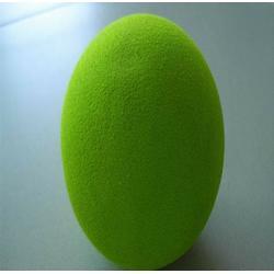 海绵实心球 儿童玩具球 棒球实心球 发泡弹力球 厂家定制图片