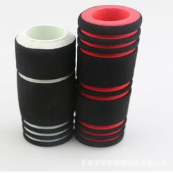 生产橡塑发泡管 NBR发泡管手柄套 运动器材手柄套图片