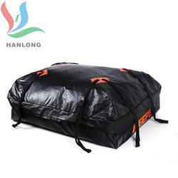 PVC夹网布 工厂1000D雾面 手袋箱包料 外卖送餐箱专用布 车顶篷布图片
