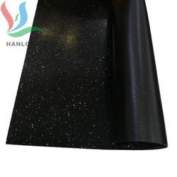 供应1000DPVC夹网布黑色 PVC塑胶网格布0.55厚 特殊PVC涂层网布图片