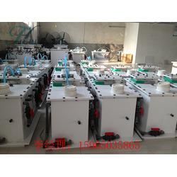 聚慧牌医院污水消毒装置电解二氧化氯发生器销售图片