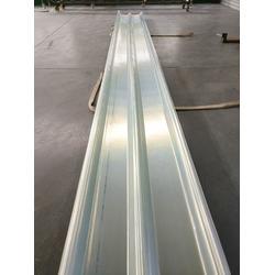 泰兴艾珀耐特乳白色FRP760型防腐瓦灰色防腐瓦采光板量大从优图片