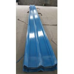 艾珀耐特940型蓝色1.0厚FRP采光板厂家直销图片