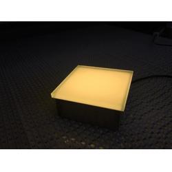 LED线条地砖灯 广场地面发光景观生产厂家图片