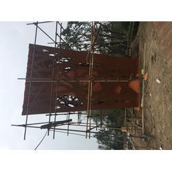 阜新耐候锈钢板-天津卓纳耐候钢板图片
