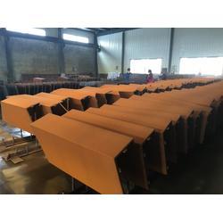 耐候钢板雕塑-天津卓纳耐候板厂图片