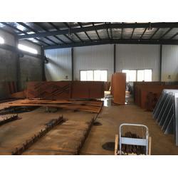 青海耐候锈钢板-天津卓纳耐候钢板-耐候锈钢板多少钱一吨图片