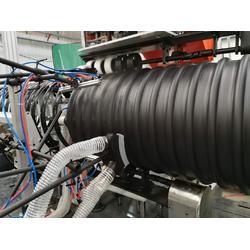 圣大管业优质hdpe钢带增强波纹管DN600排水管厂家直销图片