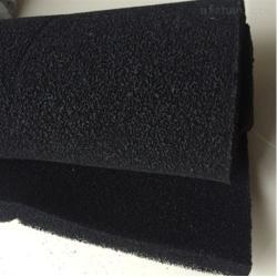 空压机防尘过滤网 防尘网海绵 阻燃过滤棉网 工业用过滤海绵图片