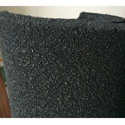 厂销活性炭过滤蜂窝状海绵 空气净货器过滤器用过滤海绵防尘海绵图片
