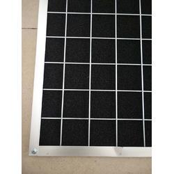 、碳过滤棉15mm活性炭纤维棉活性碳防尘过滤棉图片