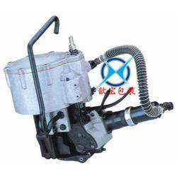 特歆KZ-25气动组合式钢带打包机 手动捆包机图片