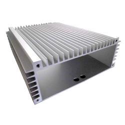 新能源汽车铝合金电池外壳CNC加工-长鸿精密图片