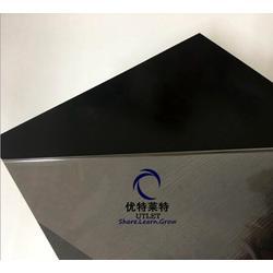 0.3MM黑白色硬质实心相册内页PVC图片