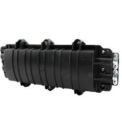 2进2出接续盒防水24芯光缆接续包熔接包大D型光纤接头盒图片