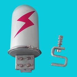 杆塔用金属光缆接头盒铝合金接头盒参数图片