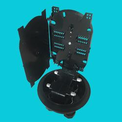 OPGW光缆能配?#32454;?#22612;立式塑料光缆接头盒使用吗图片