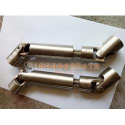 WSS伸缩万向节小型万向联轴器传动轴不锈钢材质图片