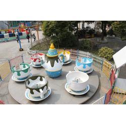 新型儿童游乐设备咖啡杯郑游游乐图片
