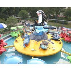 2018游乐场必备经典游乐设备-激战鲨鱼岛图片