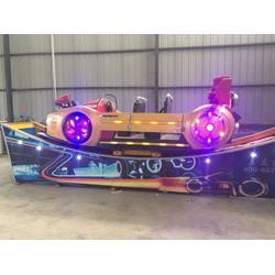2018游乐场必备经典游乐设备-极速飞车图片