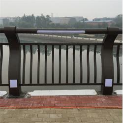 龙哲护栏定做-大理灯光河道护栏图片