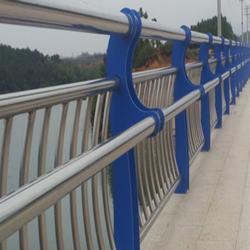 淮安不锈钢桥梁栏杆_龙哲护栏厂家(图)图片