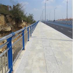 舟山钢结构桥梁护栏源头好货-龙哲防撞护栏图片