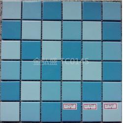 佛山厂家生产陶瓷马赛克泳池表图片
