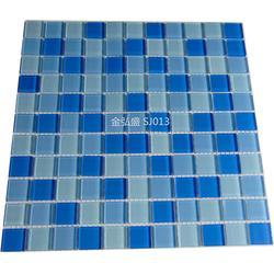 游泳池水晶马赛克瓷砖酒店工程厂家图片