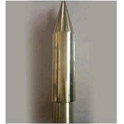钛合金针尖烟囱避雷针水质检测站避雷针图片