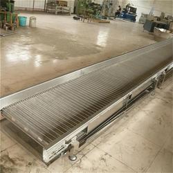 食品网带输送机-强盛网链低高效率-食品网带输送机供应商图片
