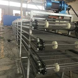 网带烘干机-强盛网链低高效率-网带烘干机厂家图片
