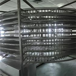 螺旋冷却塔生产厂家-景德镇螺旋冷却塔-强盛网链现货供应图片