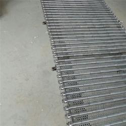 强盛网链现货供应 挡边链板生产厂家-衡阳挡边链板图片