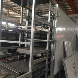 营口烘干输送机-强盛网链售后有保障-烘干输送机生产厂家图片