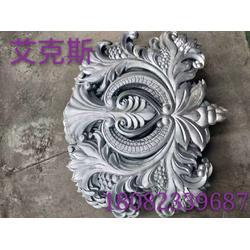 铝艺雕花别墅门配件铝艺铸压雕花围栏门窗图片